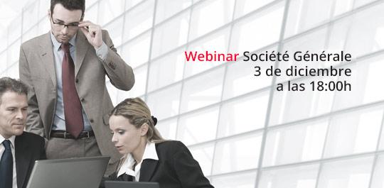 Webinar Société Générale